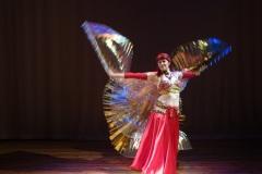 Olga tants tiibadega